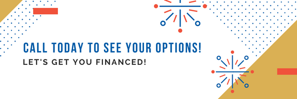 CALL TODAY to see your options!